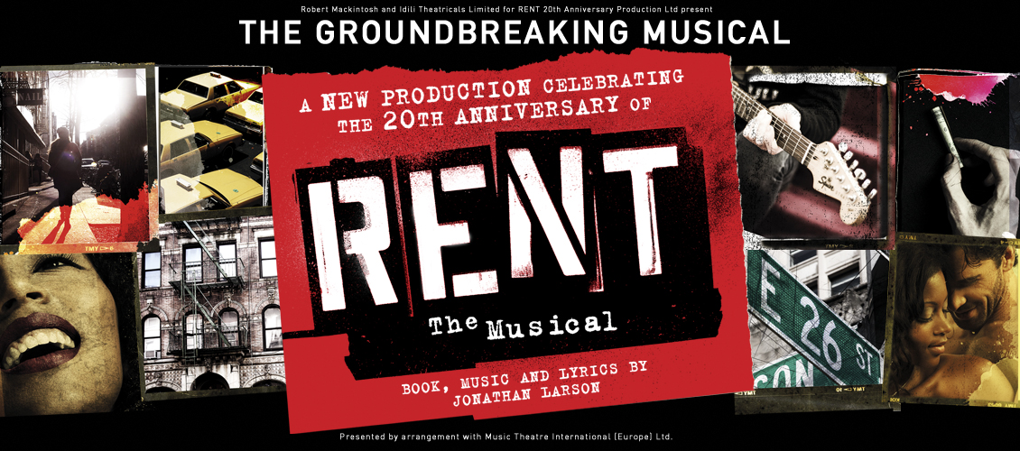 RENT - 20th Anniversary production