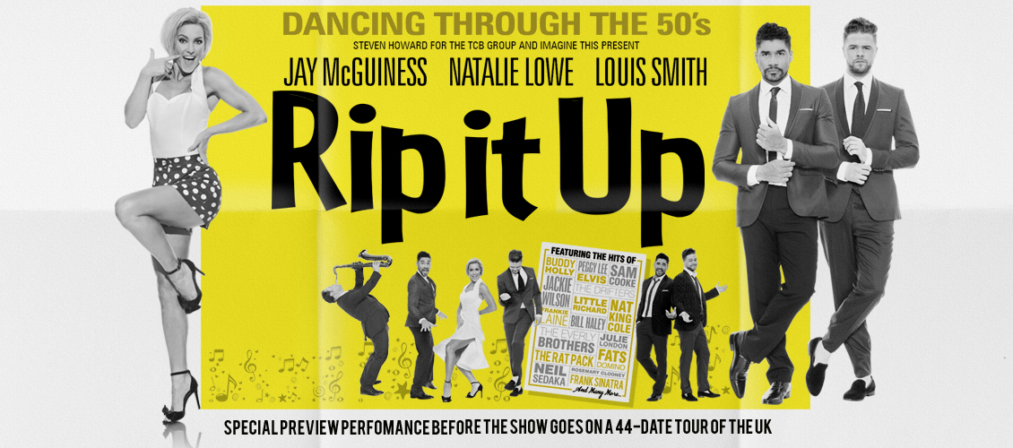 Rip It Up | Preview Performance