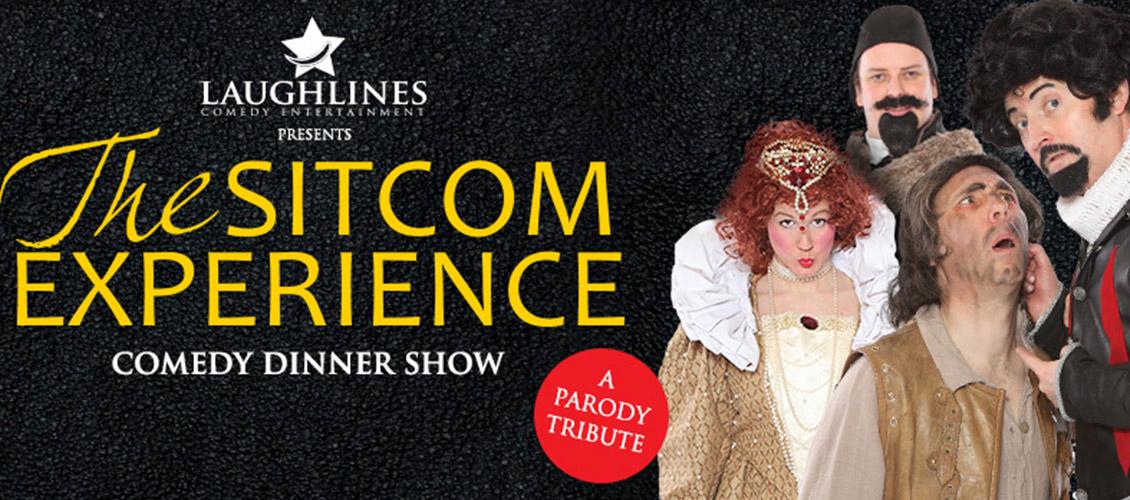 Edmund & Queenie – The Comedy Dinner Show