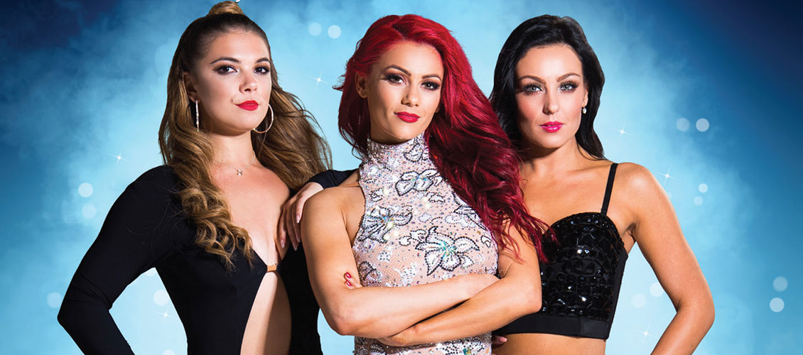 Here Come The Girls: Strictly's Dianne Buswell, Am