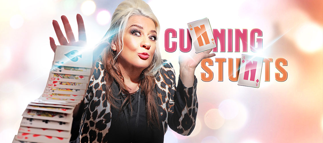 Mandy Muden: Cunning Stunts
