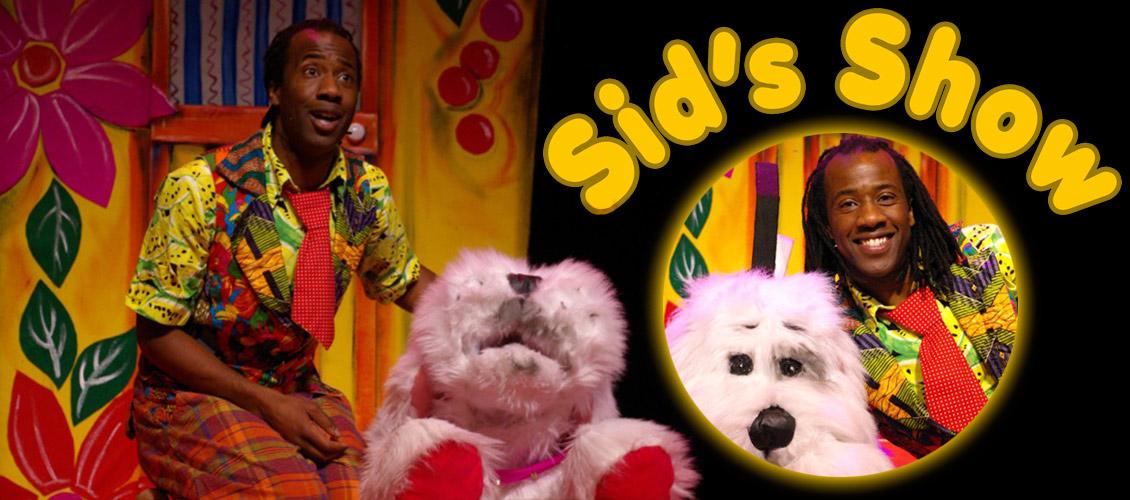 Cbeebies' Sid Sloane