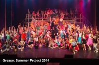 Grease - Summer Project 2014