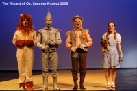 Wizard of Oz - Summer Project 2009