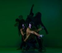 Them & Us, photo by Hugo Glendinning