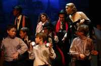Bugsy Malone production photos