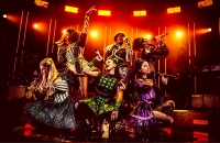 Six the Musical - West End Cast - Photo Credit Idil Sukan