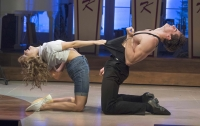Kira Malou (Baby) Michael OReilly (Johnny) Dirty Dancing - The Classic Story on Stage (Photo Credit: Alastair Muir)