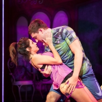 Natalie Anderson and Jonathan Halliwell. Photo by Helen Maybanks.