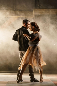 Tango Moderno Vincent Simone & Flavia Cacace (credit Manuel Harlan)