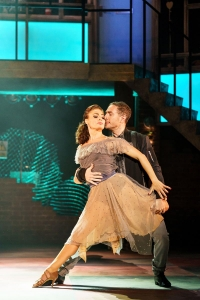Tango Moderno Vincent Simone and Flavia Cacace (credit Manuel Harlan)