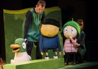 CBEEBIES' Sarah and Duck