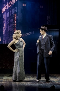 Tom Chambers & Claire Sweeney in Crazy for You