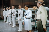 Cast of An Officer and a Gentleman The Musical
