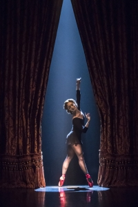 The Red Shoes. Ashley Shaw 'Victoria Page.' Photo by Johan Persson
