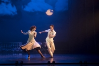 The Red Shoes. Ashley Shaw 'Victoria Page' and SamArcher 'Boris Lermontov.' Photo By Johan Persson