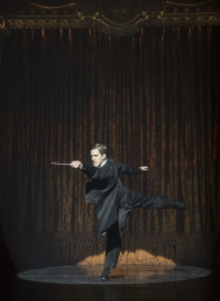 The Red Shoes. Dominic North 'Julian Craster.' Photo by Johan Persson