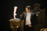 The Red Shoes. Sam Archer 'Boris Lermontov.' Photo by Johan Persson.