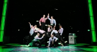 The Wedding Singer  John Robyns Ray Quinn and Company (c) Darren Bell  Copy