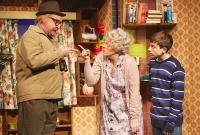 Mr Parker, Granny and Ben