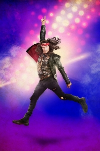 Kevin Clifton as 'Stacee Jaxx'