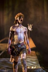 Freddie Watkins as Jack. Photo Johan Persson