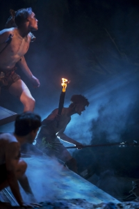 Lord of the Flies cast. Photo Johan Persson