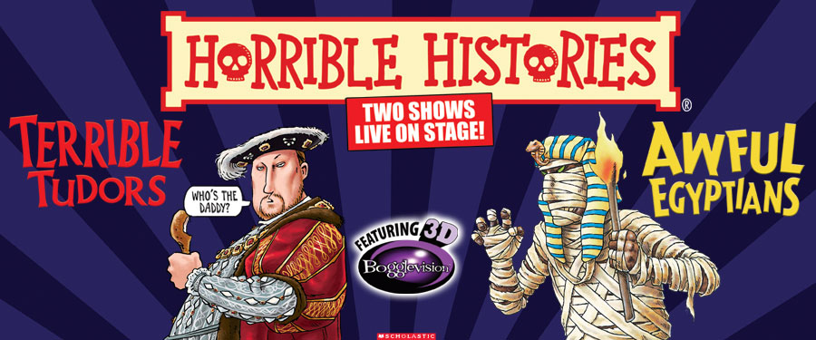BT: Horrible Histories