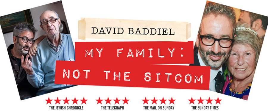 BT: David Baddiel