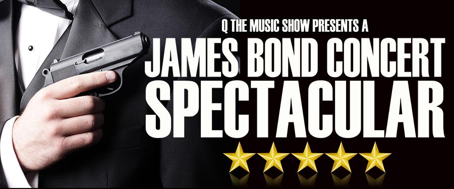 BT: James Bond Concert Spectacular