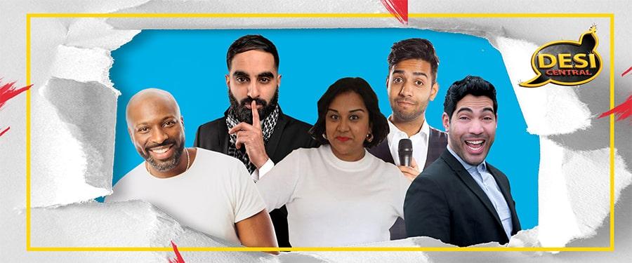Desi Central Comedy Show