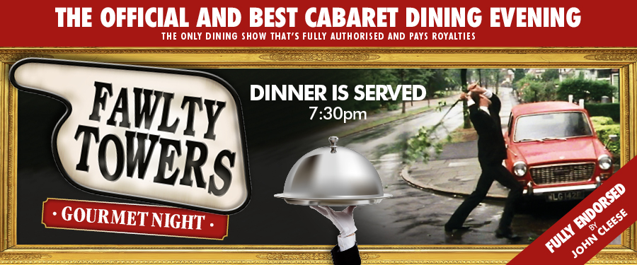 BT: Fawlty Towers Comedy Dining