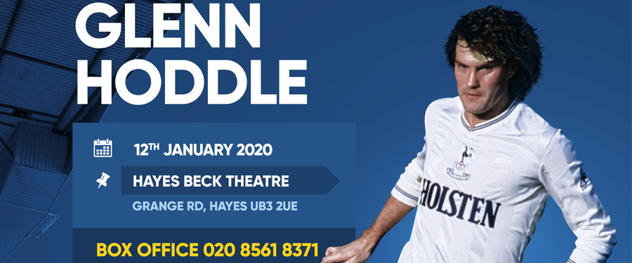 An Evening With Glenn Hoddle