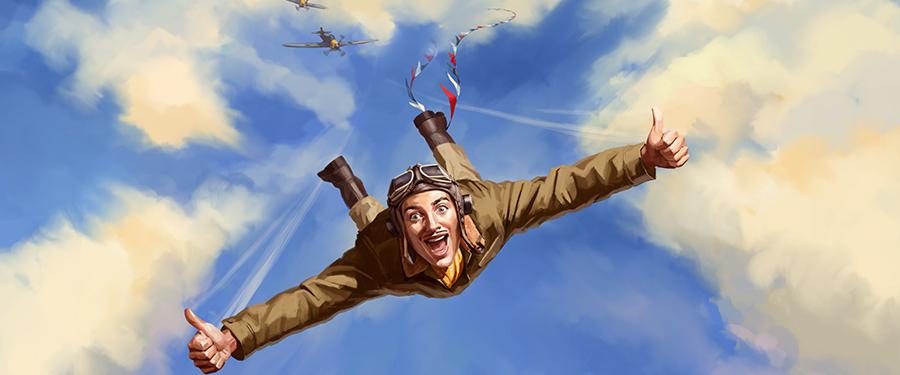 BT: NT Live: Jack Absolute Flies Again
