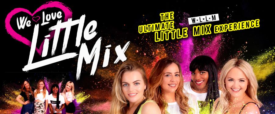 We Love Little Mix