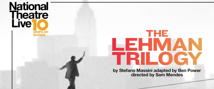 The Lehman Trilogy (12A)