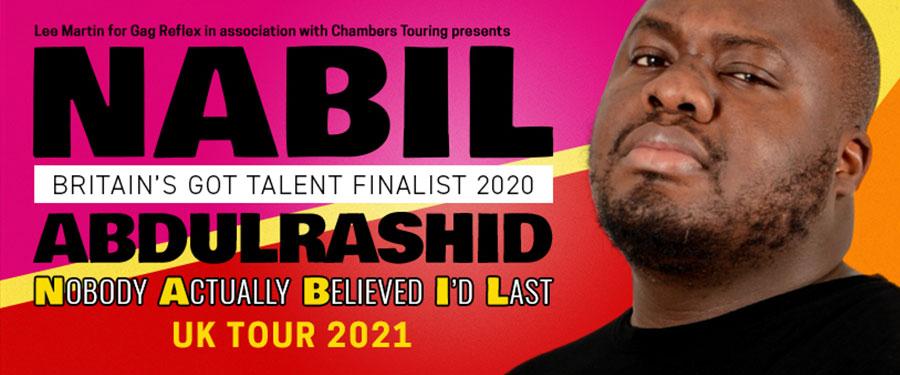 Nabil Abdulrashid