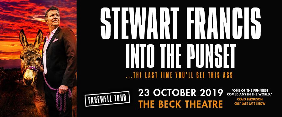 BT: Stewart Francis