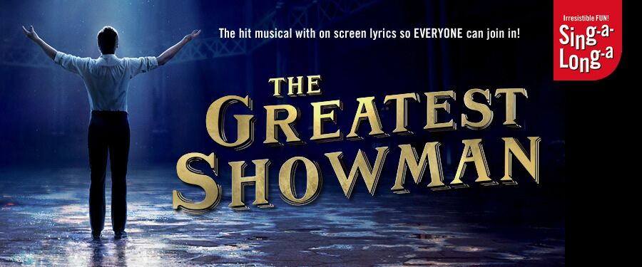 CB: Sing-a-long-a The Greatest Showman