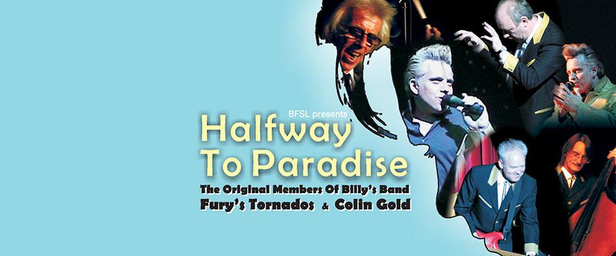 CB: Halfway to Paradise