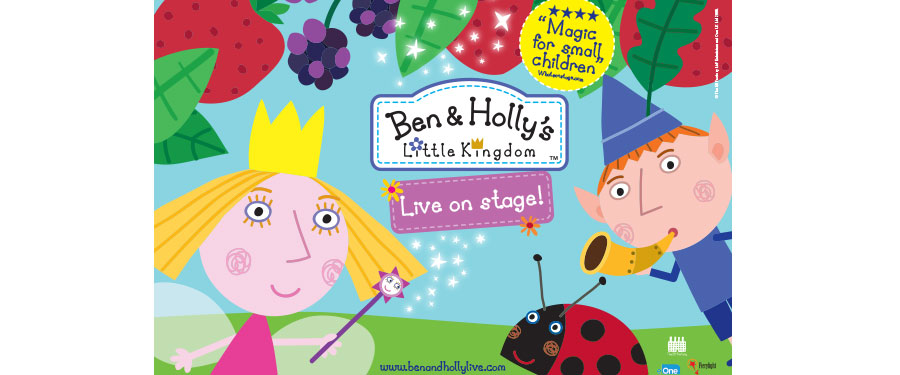 CB: Ben & Holly's Little Kingdom