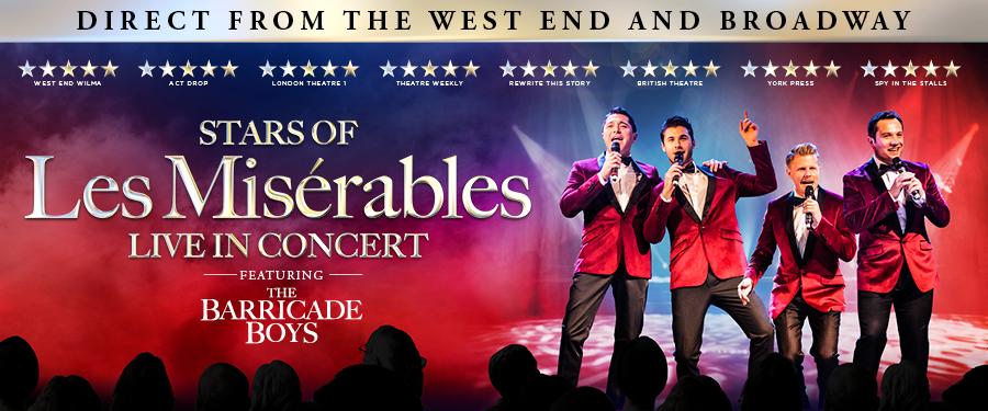 CB: Stars of Les Misérables
