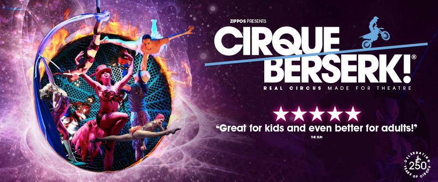 CB: Cirque Beserk!