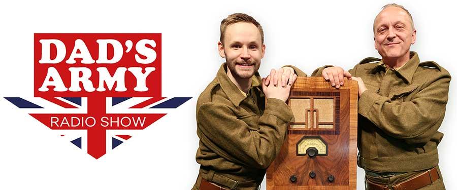 CB: Dad's Army Radio Show