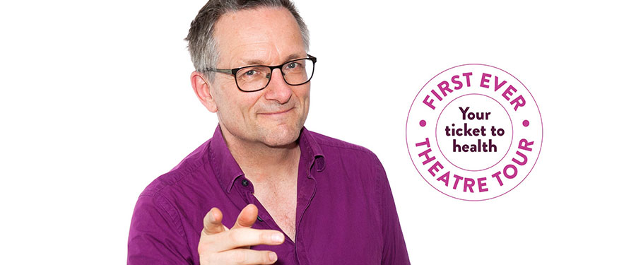 CB: Trust Fast Health with DR Michael Mosley