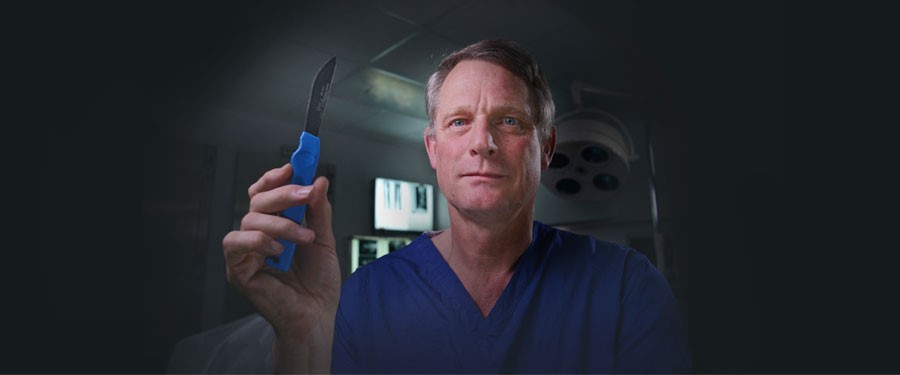 CB: An Evening With Dr Richard Shepherd