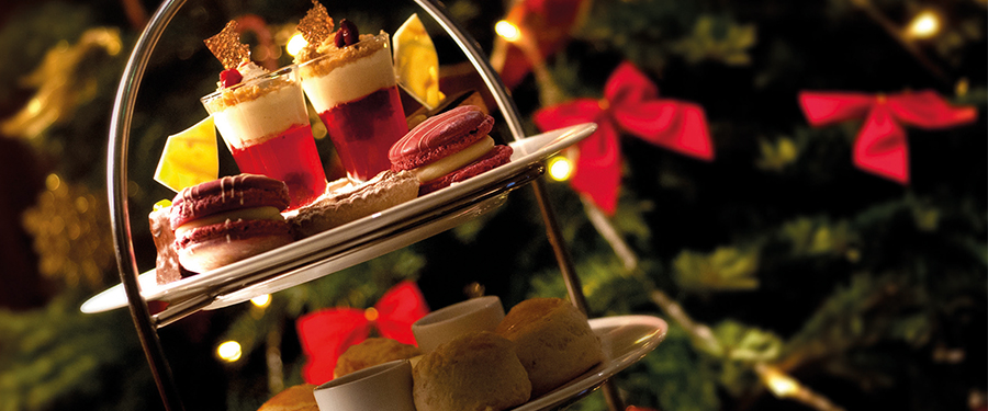 CB: Festive Afternoon Tea