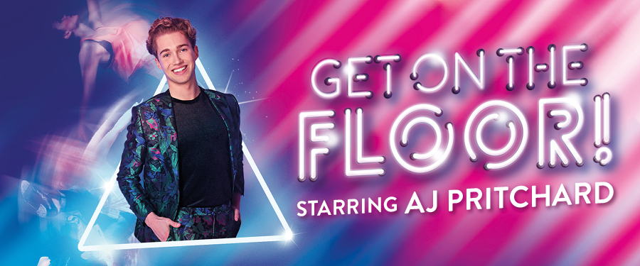 Get On The Floor! Starring AJ Pritchard