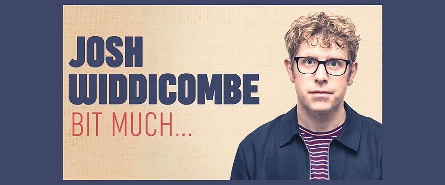 CB: Josh Widdecombe