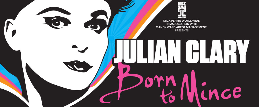 CB: Julian Clary